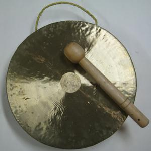 China Chinese manufacture custom cheap price brass gong for ship / boat on sale