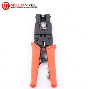 China CATV Coaxial Cable Copper Wire Tools , MT 8304 F Head Network Crimping Tool For F Connector on sale