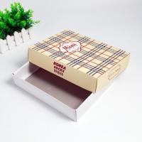 Square Shaped Paper Packaging Box With Lid For Men