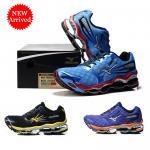 人のための2013年のmizunoの波の預言2のスポーツ シューズの運動靴はqualitysneakers自由な出荷size40-44を越えます
