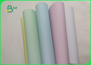 China Colored Cartonless Computer Copy Paper For Offical Commerial Use In Sheets on sale
