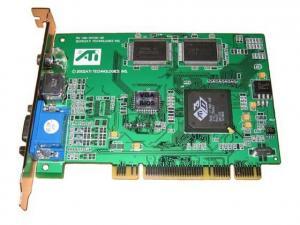China ATI Rage LT Pro Graphic Card(VGA+TV Out, PCI,  8MB) on sale