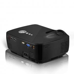 China implebeamer GP70 Portable mini led projector 1200 lumens,support 1080P for home theater by double HDMI wholesale