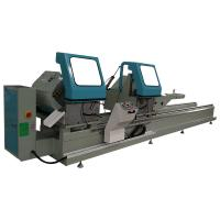 Durability LJZ2-450X3700 Double Mitre Saw For Window Aluminum Pvc Profile Cutting Machine
