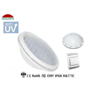 Plastic Par 56 LED Pool Light Waterproof RGB Switch ON / OFF Control