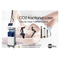 China Co2 Fractional Laser Machine , Vaginal Rejuvenation Cold Laser Therapy Machine MED-870+ on sale