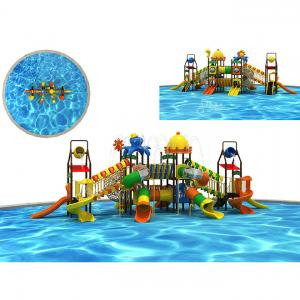 China WATER AMUSEMENT PARK PLAYHOUSE POOL PLAYGROUND EQUIPMENT FOR SALE on sale