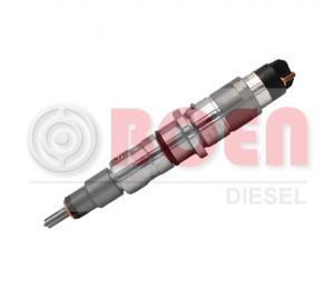 China BOSCH 0445 120 236 Common Rail Injector 84346812 for Bosch Komatsu Cummins 350-8 300-8 on sale
