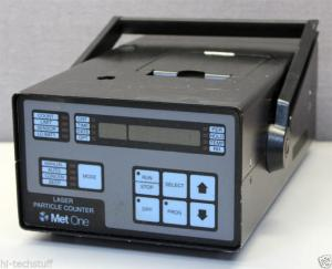 China High Accuracy Airborne Particle Counter , PM 2.5 Particle Counter Convenient Operation on sale