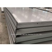 300 Series Stainless Steel Sheets / Hot Rolled Steel Coil Alloy Steel 3MM - 100MM