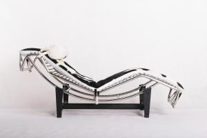 Sensational Le Corbusier Lc4 Replica Indoor Chaise Lounge Chair With Pdpeps Interior Chair Design Pdpepsorg