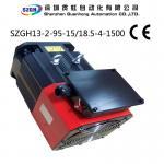 840N.m 1500-4000rpm 132KW 840Nm AC servo spindle motor 220V