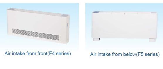 Climatiseur debout F3B de plancher d'intérieur d'unité de système d'Olyair VRF