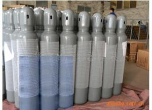 China 25L - 52L Seamless Steel Compresses Gas Cylinder For High Purity Gas ISO9809-1 wholesale