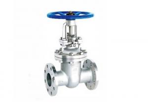 China DIN F5 Metal Seated Gate Valve Excellent Performance And Beautiful Appearance on sale
