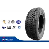 China Snow Season Winter Tires For Cars , Winter Car Tires Excellent Holding 18 Inch on sale