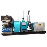 High Pressure Mud Slurry Pump Mud Sucker Pump Small Volume Simple Operation