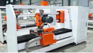 China Double Shaft 3M Tape Cutting Machine/Duct Tape Cutter/Adhesive Tape Auto Cutting Machine on sale