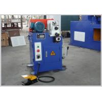 China Motorcycle Exhaust Pipe Chamfering Machine High Rotating Speed Easy Operation on sale