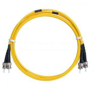 China ST - ST - DX Fiber Optic Patch Cord on sale