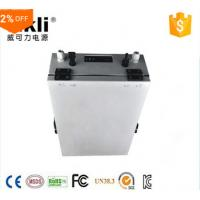 LiFePO4 type rechargeable 12v 50ah solar lighting battery big capacity lithium iron phosphate batter pack