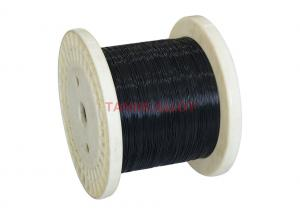 China Solid Core 2*0.5mm K Type Thermocouple Wire With 260 Degrees Teflon Insulation on sale