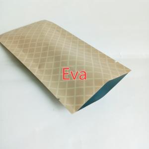 China Heat Seal Sugar Tea Bags Packaging Biodegradable Customized Logo Printing on sale