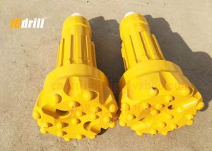 China Down The Hole DTH Drilling Tools , 8'' Hole Drill Bits For Rock Blasting on sale