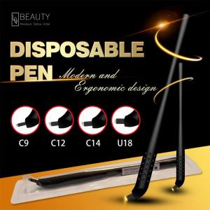 China U 18 Disposable Microblading Pen for 3D eyebrow Embroidery With Blister Packing on sale
