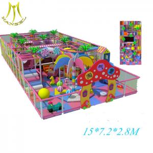 China Hansel popular play ground for kids amusement park children outdoor play equipment on sale