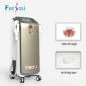 China FDA approved SHR IPL laser beauty machine new permanent hair removal technology on sale