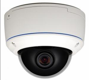 China Intelligent Motion Object Detection EFFIO-P , Vandal Dome Cameras on sale