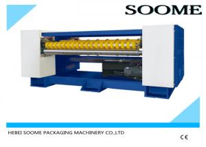 China Professional manufacturer packaging machinery NC cut off machine for cardboard box production line on sale
