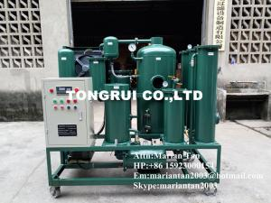 China ZJD Vacuum Industrial Lube Oil,Hydraulic Oil Regeneration Decolorization Plant on sale