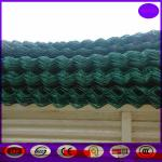 Price 4.5mm Wire Diameter Powder Coating Chainlink Wire Mesh Fence