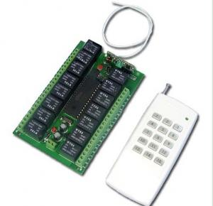 China 12V 15CH Learning code remote control switch system-Receiver&Transmitter on sale