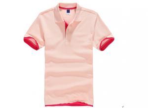 China Stripes Collar Wholesale Polo Shirt, Mens Branded Polo Shirt Wholesale China on sale
