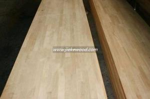 China Oak Kitchen Worktop(Finger Jointed Panels),Laminated Worktop on sale