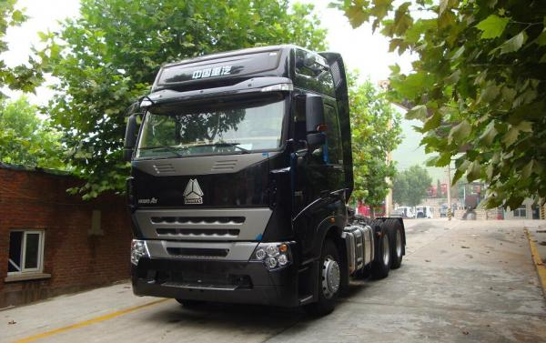 howo a7 420hp truck tractor trailer howo with manual type rh fueltankertrailers sell everychina com John Deere Tractor Manuals Tractor Owners Manuals