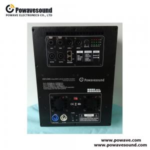 China DSP-2306, 2 in 3 out DSP class d amplifier module for active speaker subwoofer and line array on sale