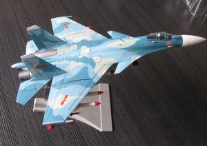 China Custom design replica 3D Modeling Buildings air planes / military aircraft on sale