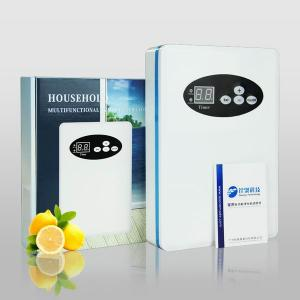 China Ozone 500mg/h, anion 3 million pcs/cm3 home portale ozone machine, ozone device on sale