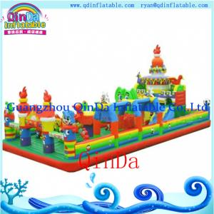 China Commercial cheap inflatable jumping bouncer for sale on sale