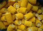 Le maïs congelé organique naturel/maïs de bébé ne contient aucun cholestérol