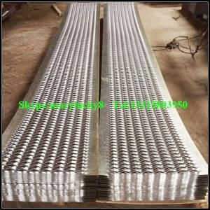 China galvanized perforated safety grating on sale