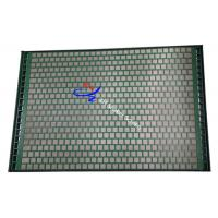 FLC2000 Vibrating Sieving Mesh / Steel Wire Mesh Industrial Vibrating Screen