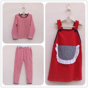 Free Sample Child Clothes Girls Clothes Sets Wholesale Clothing