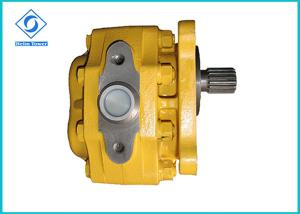 China Komatsu Excavators Hydraulic Gear Pump With High Mechanical Efficiency on sale