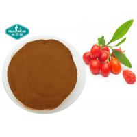 China Lycium Barbarum Natural Botanical Extracts Fine Red Brown Healthy Security on sale
