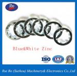 Stainless Steel Carbon Steel DIN6797J Internal Teeth Lock Washer Flat Washer Spring Washer
